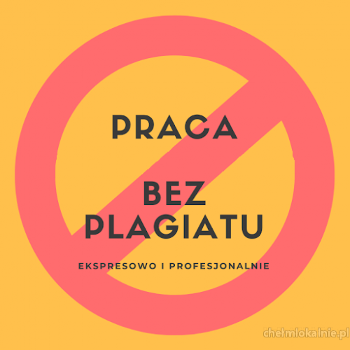Zawodowe Pisanie i Redagowanie Prac - Bez Plagiatu